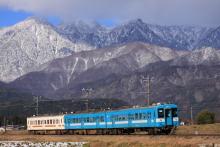 鉄道写真にチャレンジ!-2011.12.10 飯田線 1503M E4+M4