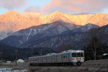 鉄道写真にチャレンジ!-飯田線 313系 B151