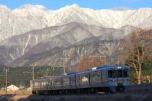 鉄道写真にチャレンジ!-飯田線 313系 B153