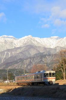 鉄道写真にチャレンジ!-飯田線 220M 313系 R111