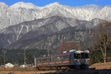 鉄道写真にチャレンジ!-飯田線 1423M 313系 R105