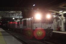 鉄道写真にチャレンジ!-2011.12.15 89レ