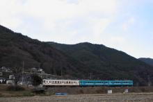 鉄道写真にチャレンジ!-飯田線 1262M M2+E4