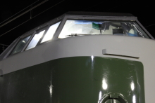 鉄道写真にチャレンジ!-2011.12.22 ムーンライト信州81号送込回送