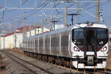 鉄道写真にチャレンジ!-E257系 モトM115 特急あずさ12号