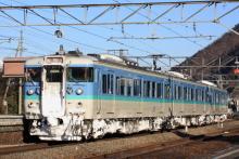 鉄道写真にチャレンジ!-2534M 115系 ナノN30