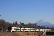 鉄道写真にチャレンジ!-E257系 長坂