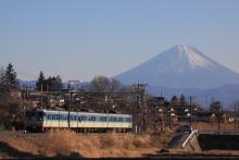 鉄道写真にチャレンジ!-115系 長坂