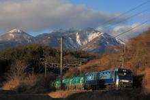 鉄道写真にチャレンジ!-EH200-3 長坂