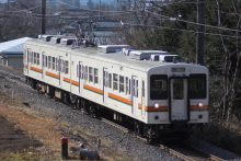 鉄道写真にチャレンジ!-235M 119系 R1編成 231系代走