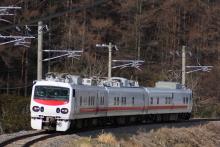 鉄道写真にチャレンジ!-試9420M E491系 Easti-E 2012.01.19