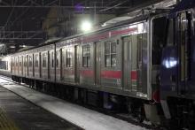 鉄道写真にチャレンジ!-2012.01.20  EH200-4牽引富士急行6000系甲種