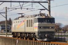 鉄道写真にチャレンジ!-2082レ EF510-509単機