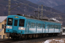 鉄道写真にチャレンジ!-570M 119系 カキE4 リバイバル国鉄色
