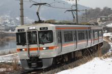 鉄道写真にチャレンジ!-313系 シスW2編成 飯田線