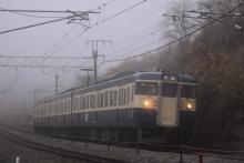 鉄道写真にチャレンジ!-115系 豊田車 スカ色