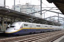 鉄道写真にチャレンジ!-318C E4系P51編成(新ニシ) MAXとき318号