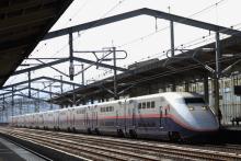 鉄道写真にチャレンジ!-1317C E1系M3編成(新ニシ) MAXとき317号
