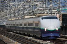 鉄道写真にチャレンジ!-1320C 200系K41編成(新ニシ) とき320号