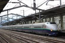 鉄道写真にチャレンジ!-407C 200系K44編成(新ニシ) たにがわ407号