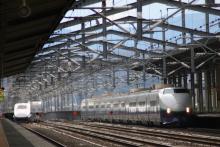 鉄道写真にチャレンジ!-1319C 200系K43編成(新ニシ) とき319号