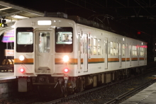 鉄道写真にチャレンジ!-238M 119系 カキR1編成