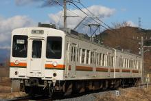 鉄道写真にチャレンジ!-飯田線119系E1編成