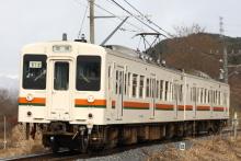 鉄道写真にチャレンジ!-飯田線119系E14編成