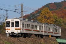 鉄道写真にチャレンジ!-飯田線119系R5編成