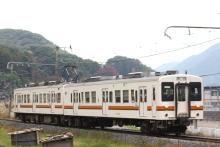 鉄道写真にチャレンジ!-飯田線119系R6編成
