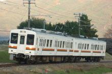 鉄道写真にチャレンジ!-飯田線119系R7編成
