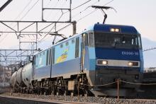 鉄道写真にチャレンジ!-中央本線 5460レ 2012.03.01