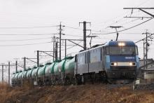 鉄道写真にチャレンジ!-中央本線 2086レ 2012.03.17