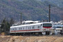 鉄道写真にチャレンジ!-試9453M E491系 Easti-E 2012.04.06