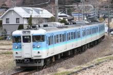鉄道写真にチャレンジ!-2012.04.07 高遠さくらまつり号