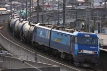 鉄道写真にチャレンジ!-5460レ EH200-24 2012.04.17