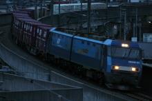 鉄道写真にチャレンジ!-2012.04.18 EH200-23