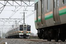 鉄道写真にチャレンジ!-高崎線