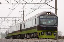 鉄道写真にチャレンジ!-回9850M リゾートやまどり 2012.04.21