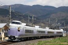 鉄道写真にチャレンジ!-試運転 E351系モトS23 2012.04.24