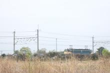 鉄道写真にチャレンジ!-単6794 EF65-1077