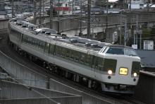 鉄道写真にチャレンジ!-回9498M 183・189系ナノN103 ML信州81号送り込み