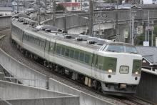 鉄道写真にチャレンジ!-回9480M 臨時特急かいじ180号送りこみ回送