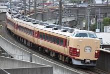 鉄道写真にチャレンジ!-9052M 臨時特急あずさ52号