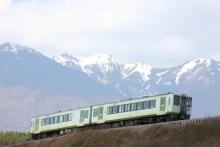 鉄道写真にチャレンジ!-232D キハ112-109 + 111-109