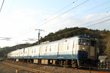 鉄道写真にチャレンジ!-346M 115系 トタM4