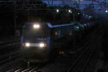 鉄道写真にチャレンジ!-朝の南松本駅