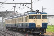 鉄道写真にチャレンジ!-115系 トタM2