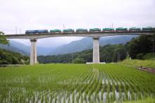 鉄道写真にチャレンジ!-2084レ EH200-901 + タキ