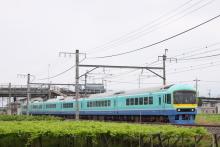 鉄道写真にチャレンジ!-回9463M 485系 マリG1